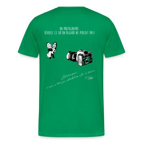 T-shirt Premium Homme Remise sur les divorces ! - T-shirt Premium Homme