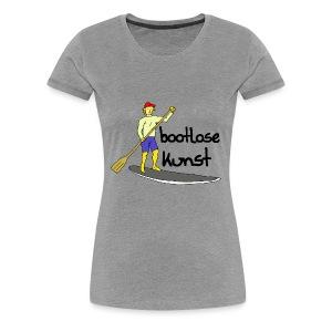 bootlose Kunst 2 - Frauen Premium T-Shirt
