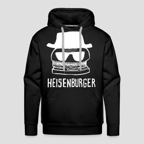 Pull heisenburger - Sweat-shirt à capuche Premium pour hommes
