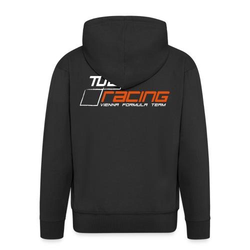 TUW-Racing Hooded Zipper Sweatshirt, Gents - Männer Premium Kapuzenjacke