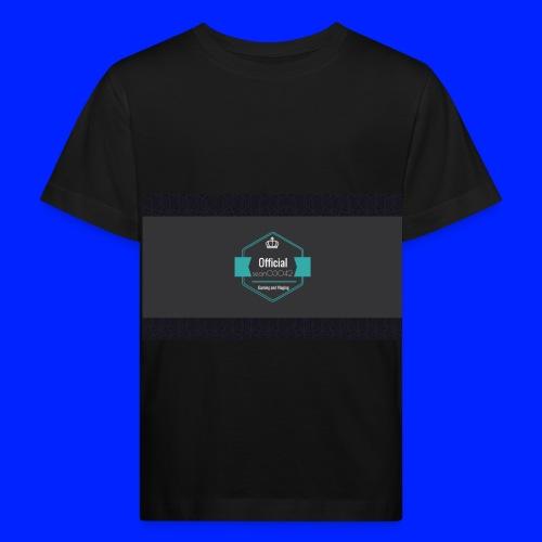 New Logo T-Shirt - Kids' Organic T-Shirt