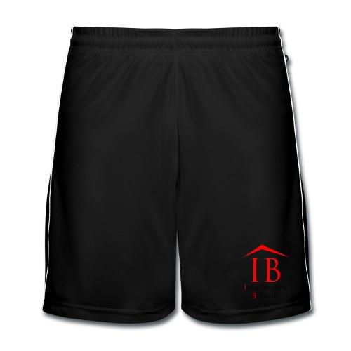 Immobilien Blümig - Sporthose w/s (Männer) - Männer Fußball-Shorts