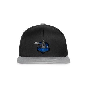 Schützt vor Wind und Wetter - Snapback Cap