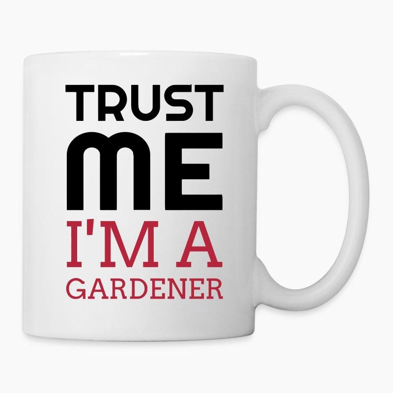 tasse garden gardener gardening green nature spreadshirt. Black Bedroom Furniture Sets. Home Design Ideas