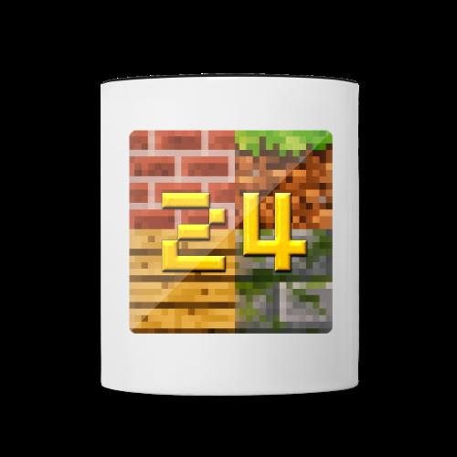 RP24 Tasse - Tasse zweifarbig