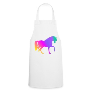 Rainbow Horse - Cooking Apron