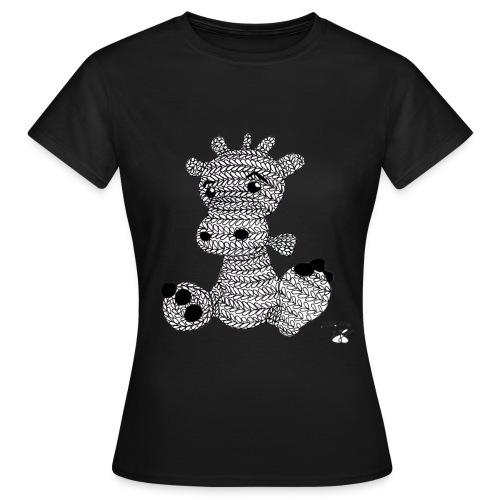 Shirt Drache - Frauen T-Shirt