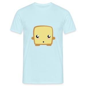 Surprised Toast Tee shirts - T-shirt Homme