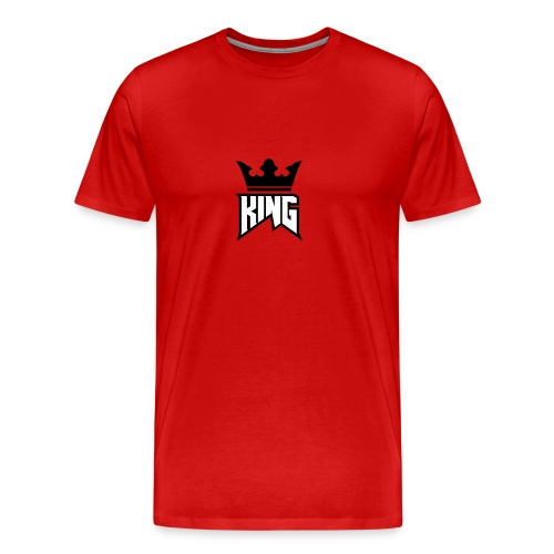KING T I - Men's Premium T-Shirt