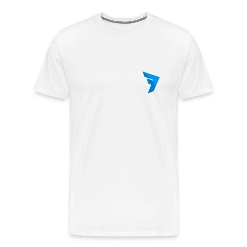 F Logo T-Shirts - Men's Premium T-Shirt
