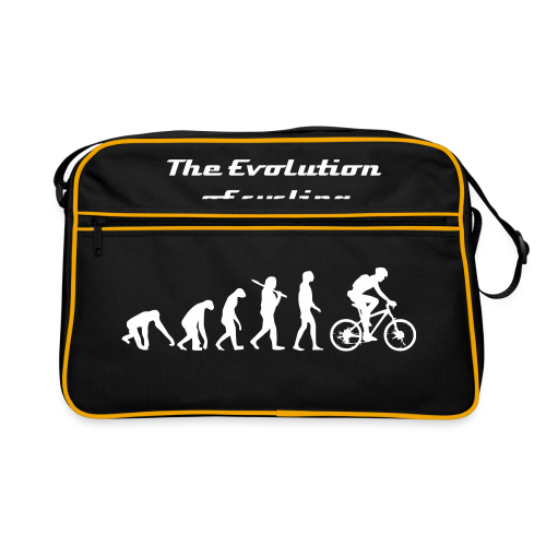 The evolution - Retro Bag
