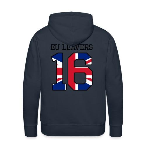 EU Leavers' Hoodie 2016 - Men's Premium Hoodie