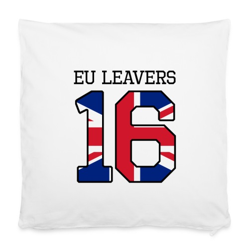 EU Leavers' Pillow Case - Pillowcase 40 x 40 cm