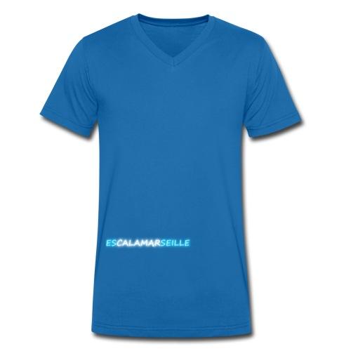 Bio Tshirt Scala' ColV LUI - T-shirt bio col V Stanley & Stella Homme