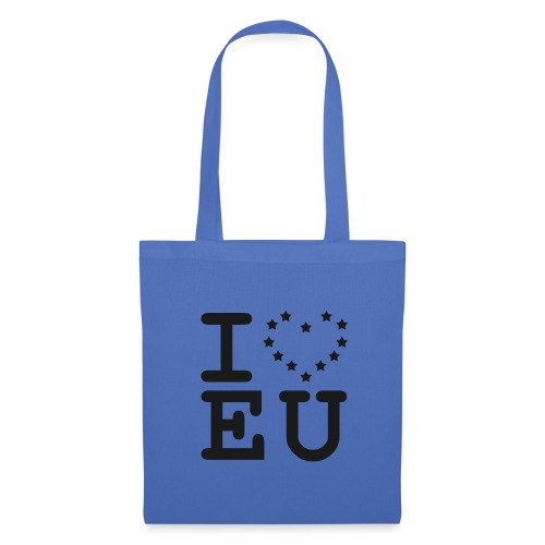 I love EU European Union Brexit - Tote Bag