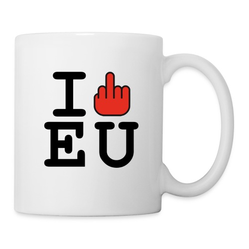 I f*ck EU European Union Brexit - Mug
