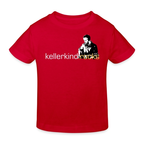 Kinder-Shirt, Digitaldruck - Kinder Bio-T-Shirt