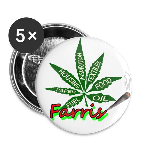 Spilla Farris - Spilla piccola 25 mm