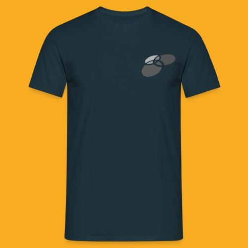 T-Shirt Navyblau Männer - Männer T-Shirt