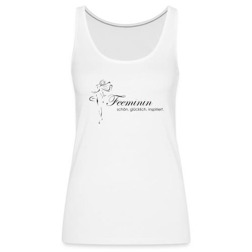 Logo - Frauen Premium Tank Top