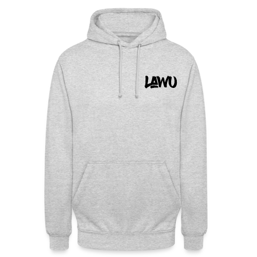LAWU / JUNE EDITION - Sweat-shirt à capuche unisexe