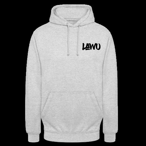 LAWU / JUNE EDITION - Sweat-shirt à capuche unisexe