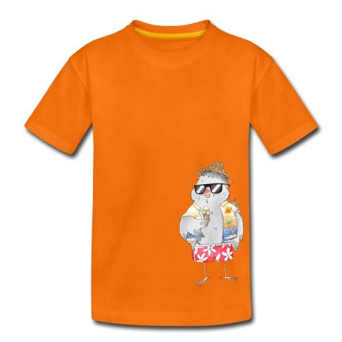 FatSparrow - Cool Down! - Kinder Premium T-Shirt