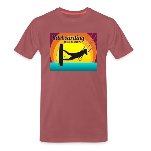 Kite Sundowner Bursch'n T-Shirt - Männer Premium T-Shirt