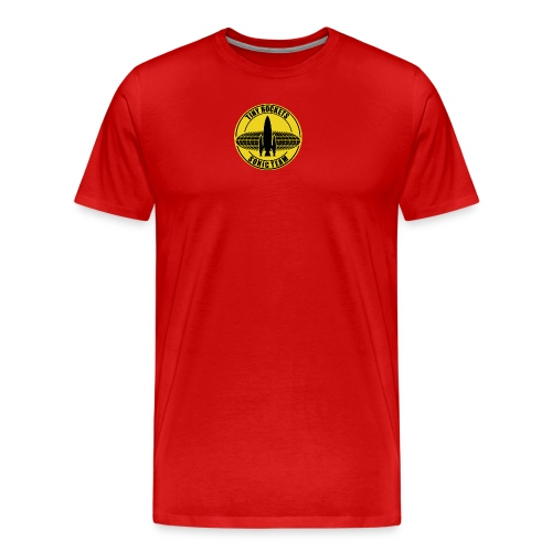 Tiny Rockets Logo Premium Tee! - Men's Premium T-Shirt