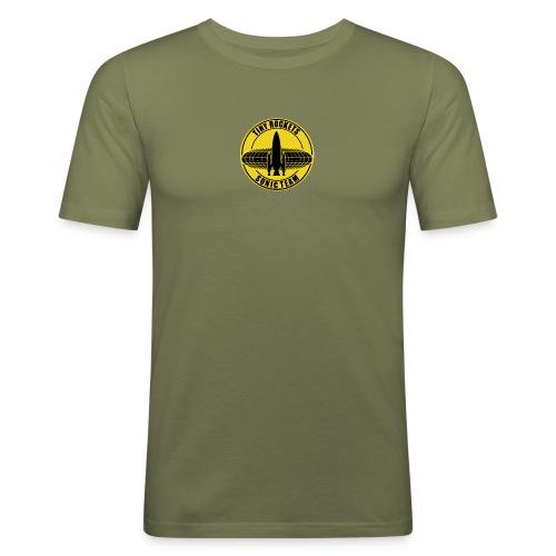 Slim Fit T! Tiny Rockets! - Men's Slim Fit T-Shirt