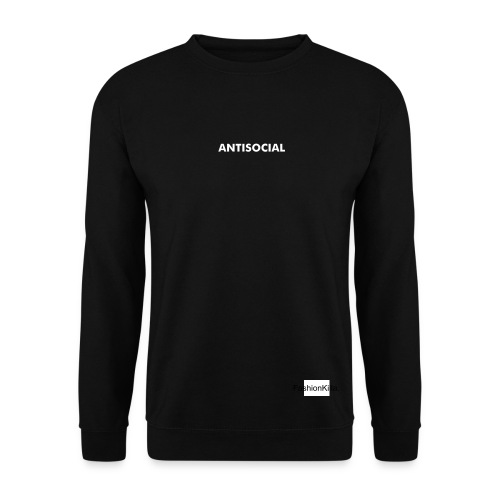 ANTISOCIAL - Herre sweater