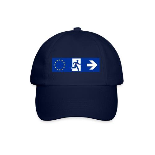 brexit cap - Cappello con visiera