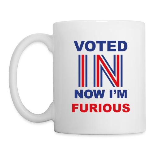 'Furious' Mug - Mug