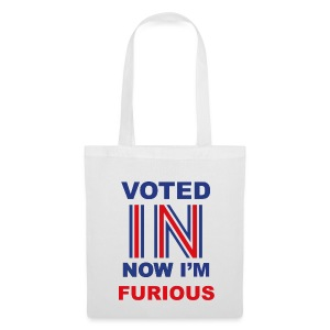 'Furious' Bag - Tote Bag