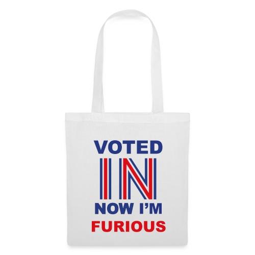 'Furious' Bag - Tote Bag