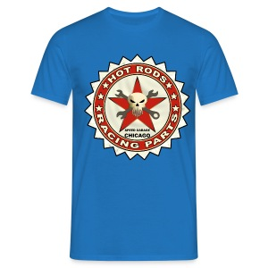 Hot Rods racing parts - Men's T-Shirt