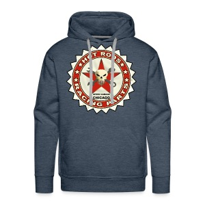 Hot Rods racing parts - Men's Premium Hoodie