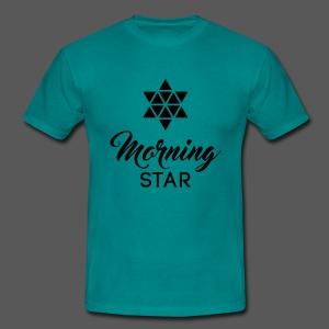 Morning Star - Männer T-Shirt