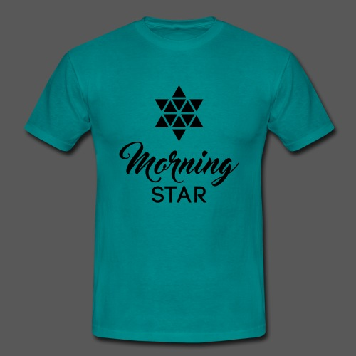 Morning Star - Männer T-Shirt