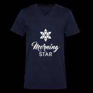 T-Shirts ~ Männer T-Shirt mit V-Ausschnitt ~ Morning Star