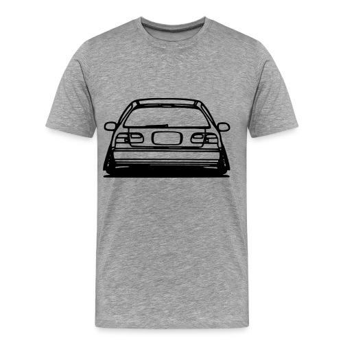 EG Hatch - Männer Premium T-Shirt