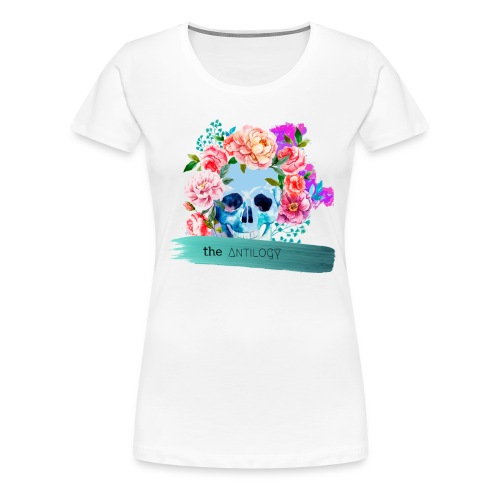 Women Colors & Skull - Women's Premium T-Shirt