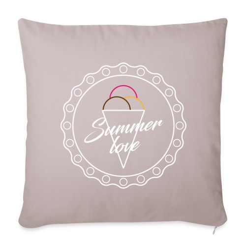 summer.love Pillow - Sofakissenbezug 44 x 44 cm