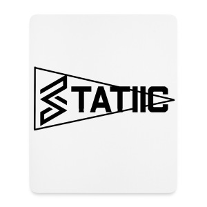 Statiic Mouse Pad (Vertical) - Mouse Pad (vertical)