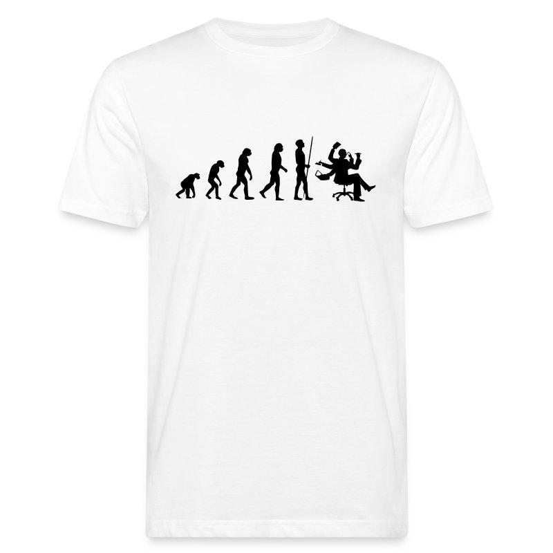 Maglietta Con Evoluzione Ufficio Spreadshirt