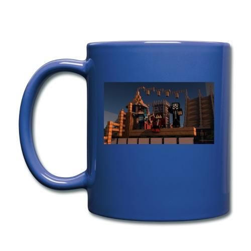 Tasse team-tnt bleue - Mug uni