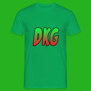 Green DKG Shirt - Mannen T-shirt