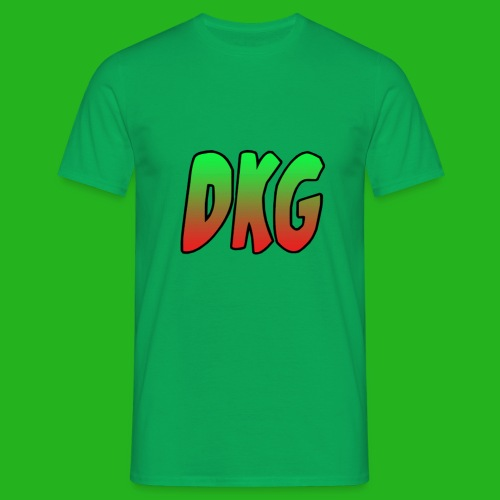 Green DKG Shirt - Mannen T-shirt