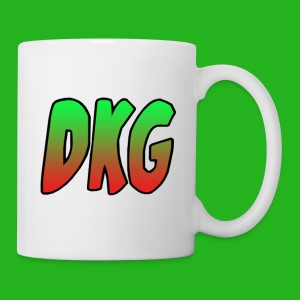 White DKG Drink Cup - Mok