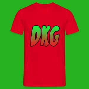 Red DKG Shirt - Mannen T-shirt